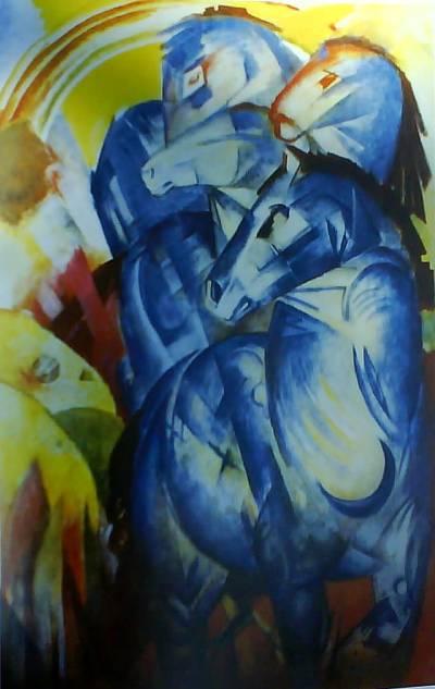 la-torre-de-los-caballos-azules-de-franz-marc